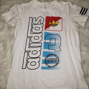 Adidas shirt (Big Boy)